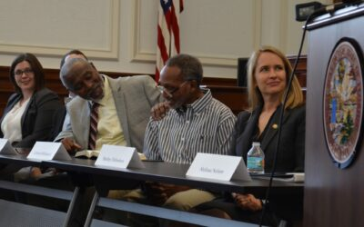 Conviction Integrity Review of 1976 Case Leads to Release of Williams, Myers
