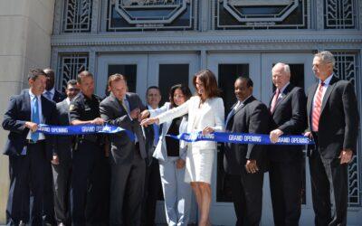 Crime Gun Intelligence Center Opens